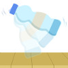 Сальто бутылкой (Bottle Flip)