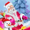 Дизайн саней Санты (Design Santa's Sleigh)