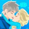 Эльза целует Джека (Elsa Kissing Jack)
