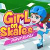 Девушка на роликах: Доставка корреспонденции (Girl on Skates: Paper Blaze)