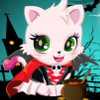 Хэллоуин Кошечки Китти (Halloween Kitty Cat)