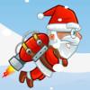 Санта на реактивном ранце (Jetpack Santa)