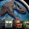 Парковка в парке Юрского периода (Mega Jurassic Parking)
