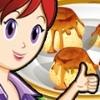 Кухня Сары: Пудинг с изюмом (Raisin Pudding: Sara's Cooking Class)