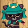 Самурайско-кошачий спиннер (Samurai Cat Spinner)