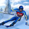 Спуск на лыжах (Ski Rush)
