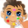 Помойте лица юных художников (Sparkling Face Washing)