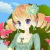 Весенняя девушка (Spring Girl)