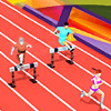 Летние виды спорта: Бег с препятствиями (Summer Sports: Hurdles)