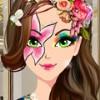 Сила цветов (Flower Power Make-Up)